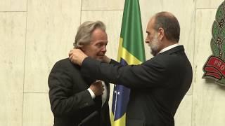Vídeo: Prof. Dr. Beny Schmidt foi homenageado pela Assembleia Legislativa do Estado de São Paulo e p