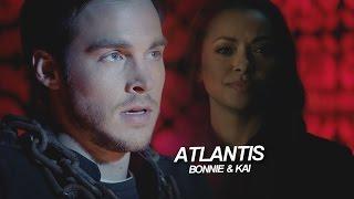 Chris Wood, Bonnie & Kai | I can't save us (8x14)