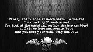 Avenged Sevenfold - Blinded In Chains [Lyrics on screen] [Full HD]