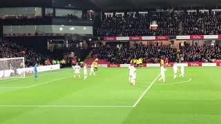 Will Hughes Goal Vs Fulham 2 April 2019 Fanview