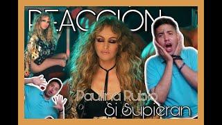 REACCIÓN | Paulina Rubio   Si Supieran | Soy Manuelle