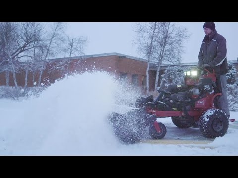 2021 Toro GrandStand Multi Force 52 in. Kohler EFI 26.5 hp 80-Grade Deck in Prairie Du Chien, Wisconsin - Video 2