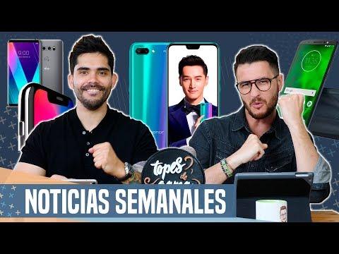 Noticias: Galaxy S10, lanzamiento iPhone SE2 y OnePlus 6 en mayo