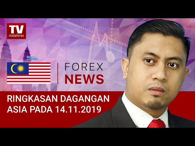 14.11.2019: USD pamer dinamik bercampur; USD / JPY dan AUD / USD mungkin menjunam