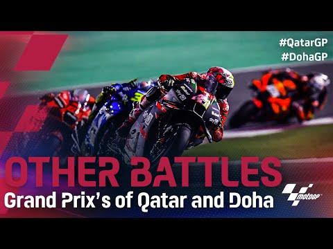 MotoGP 2021 第2戦ドーハGP バトルシーンをまとめたダイジェスト動画