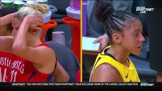 Los Angeles Sparks vs Washington Mystics WNBA