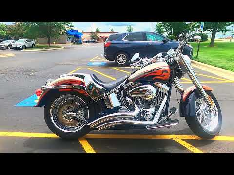 2006 Harley-Davidson Screamin' Eagle Fat Boy FLSTFSE2