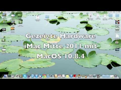 Windows auf Mac installieren - BootCamp Tutorial für Mac's mit DVD -Laufwerk - TheAskarum