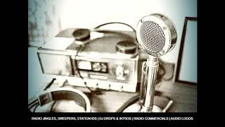 Radio Imaging – station IDs, promos, intros, outros, jingles and sweepers