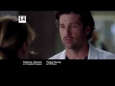 Grey's Anatomy 8.09 (Preview)