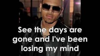 Chris Brown - Believer W/Lyrics