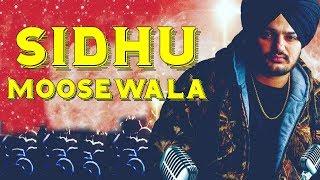 SIDHU MOOSE WALA Biography In Hindi   INDIA TOUR   Success Story   Struggle Story In Hindi