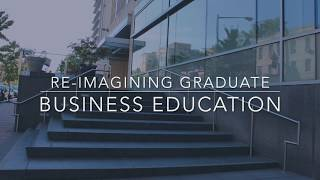 video - Re-imagining Graduate Business Education