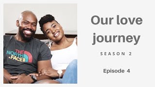 We have reached the end of our journey for 2020. thank you for watching, liking and commenting.  #ourlovejourney #mpoomyandbrenden #blacklove
