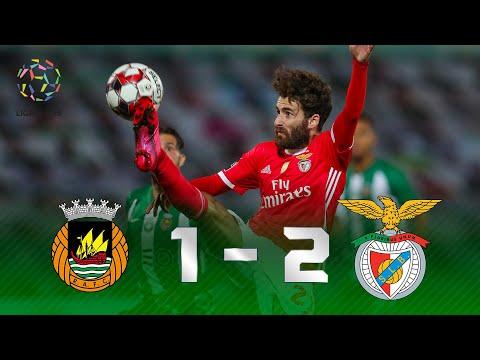 QUE VIRADA FOI ESSA?! Melhores momentos de Rio Ave 1 x 2 Benfica pela Liga NOS