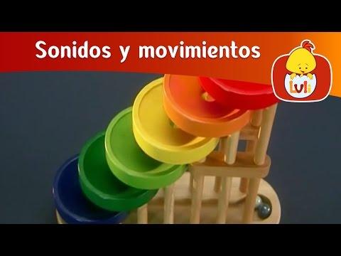 Sonidos y movimientos- Colores - Luli TV