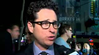 April 23, 2013. Star trek Into Darkness premiere.