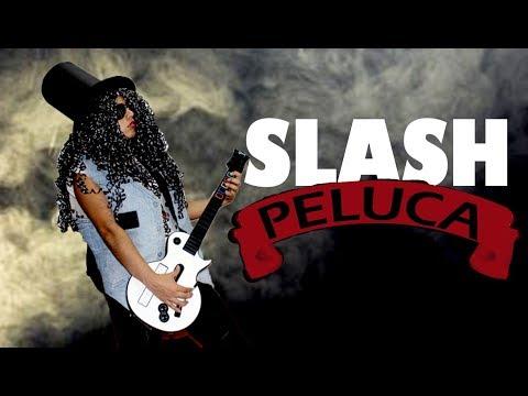 DIY Slash peluca (disfraz)