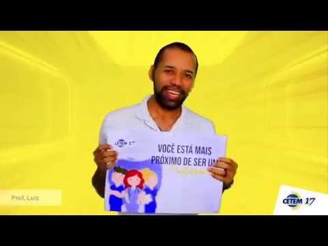 CETEM - Recado Professor Luiz