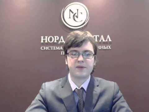 Сергей Алин в программе «Вести: Экономика» 14.01.2013