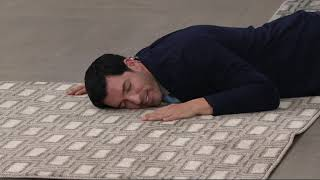 """Scott Living Block Party 5'3"""" x 7'6"""" or 7'10"""" x 10' Indoor Rug on QVC"""