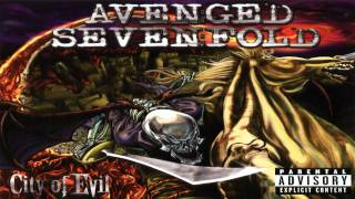 Avenged Sevenfold - Bat Country [Guitar Backing Track]