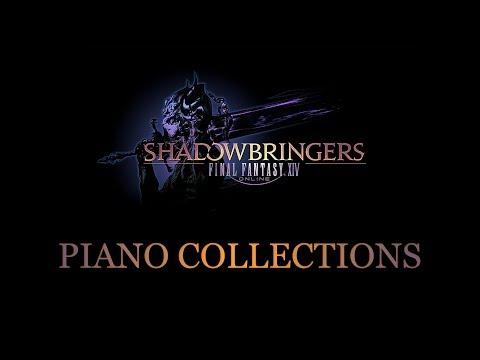 Final Fantasy XIV Shadowbringers - Piano Collections
