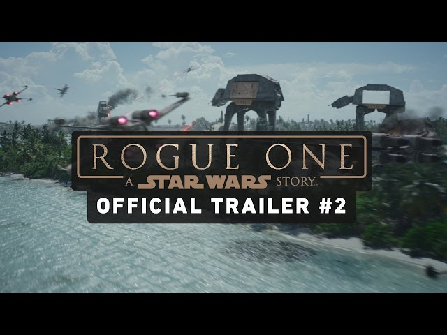 Rogue One: A Star Wars Story Trailer #3