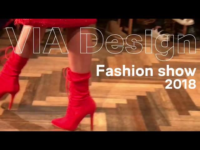 VIA Design fashion show
