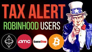 TAX ALERT For Anyone Leaving Robinhood! (Tax Trick Of The Wealthy)