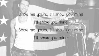 In Your Pocket - Maroon5 Lyrics