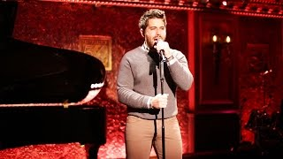 Josh Young Sings 'Another Suitcase in Another Hall' from His Feinstein's/54 Below Show
