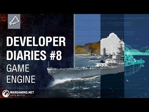 Developer Diaries #8. Game Engine