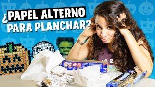 Pixelexip 22 :: ¿Alternativas de papel para planchar Hama Beads? Día de Muertos y Halloween - DIY