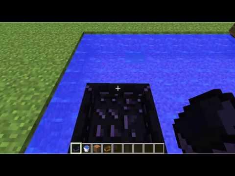 Mod Obsidian Boat   1.6.4  