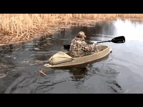 The Phantom Duck Boat