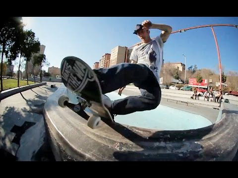 """Robin Bolian and Samuel Partaix's part from """"Into The Van"""""""