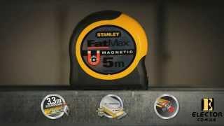Рулетка STANLEY FATMAX FMHT0 33864 в интернет магазине www.Elector.com.ua