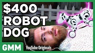 Ultimate Robot Test ft. Simone Giertz