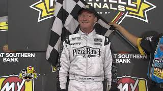 360 Knoxville Nationals Night #2 Victory Lane - August 7, 2020