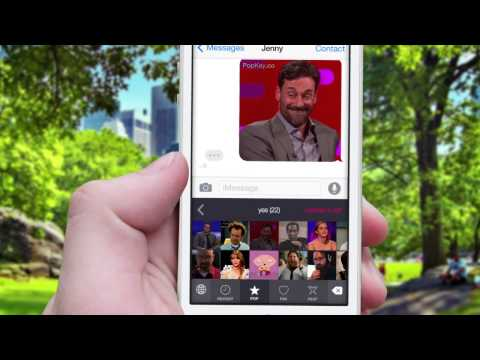 A Custom, All-GIF Keyboard Is Coming To iOS, Because Of Course It Is