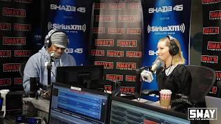 Ashley Tisdale On SiriusXM Interview For Her New Song Voices In My Head