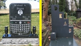 Funny And Creative Tombstones That Actually Exist