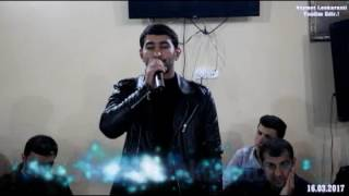 Zamiq Lenkaranli oz Ad Gununde Dediyi seir YENI.16.03.2017