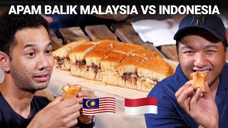 Apam Balik MALAYSIA RM 4 VS Apam Balik INDONESIA RM 24. Mana Lagi Sedap?   Pilihan Terbaik