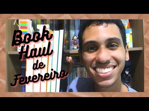 BOOK HAUL ? FEVEREIRO ???? | 2021 | CARPE DIEM LITERÁRIO