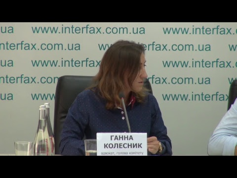 Interfax-Ukraine announces press conference titled 'Who will Be in Charge for Forceful Dispersal of Students of Bohomolets National Medical University'