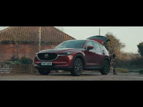 #DriveTogether: @chezrust in the all-new Mazda CX-5