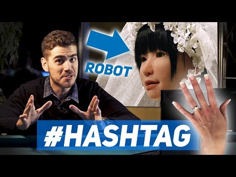 Prvá svadba s ROBOTICKOU ŽENOU! │ HASHTAG #5