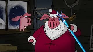 Поросёнок. Фильм 10-й - «Новый год» (Piglet. Part 10 - «New Year»)